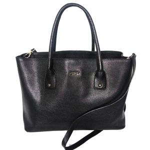 Furla Leather Tote/Satchel